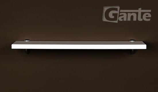 Półka Do łazienki Fokus 60 X 15 Cm Biały Połysk